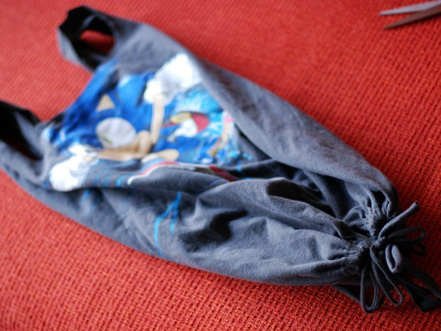 No-Sew T-Shirt&nbsp;Bag