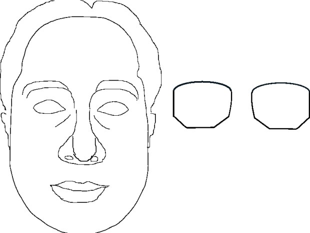 Custom Lens Shapes for Eyewear