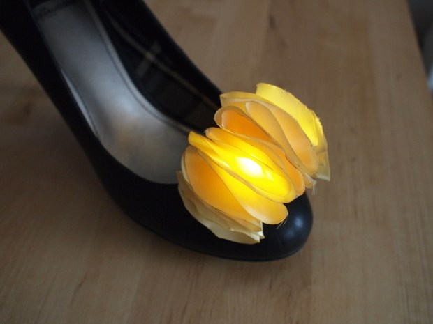 LED Shoe Clips