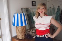 Nautical Lamp Re-Vamp