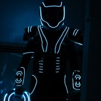 EZ-EL Wire Tron&nbsp;Costume