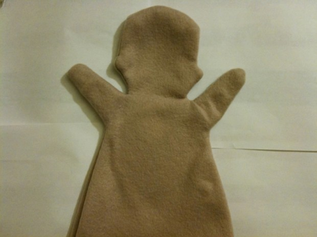 Speaking Hand Puppet