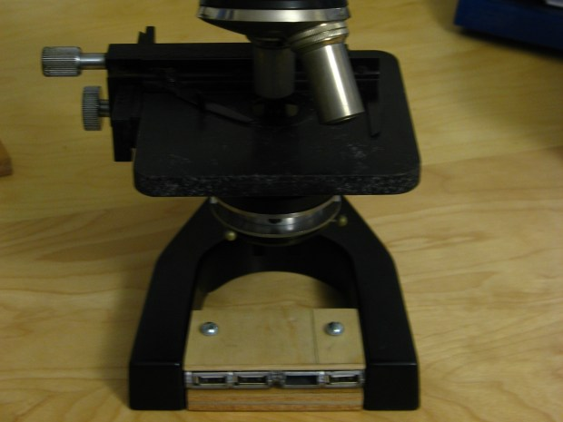Retrofit a Microscope