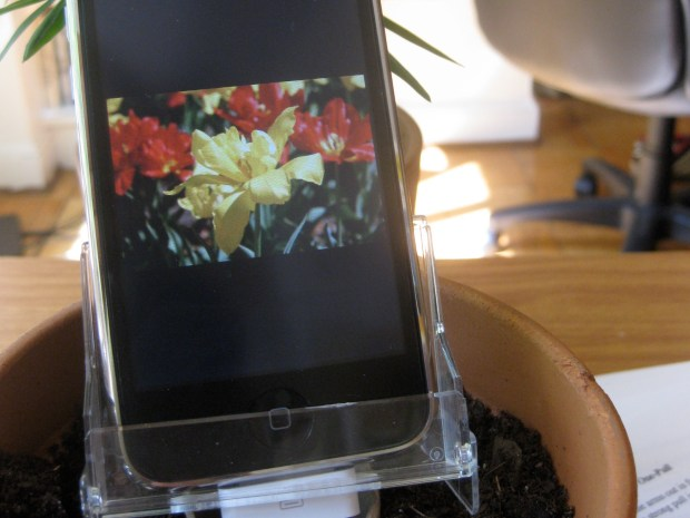 Flower Pot iPhone&nbsp;Charger
