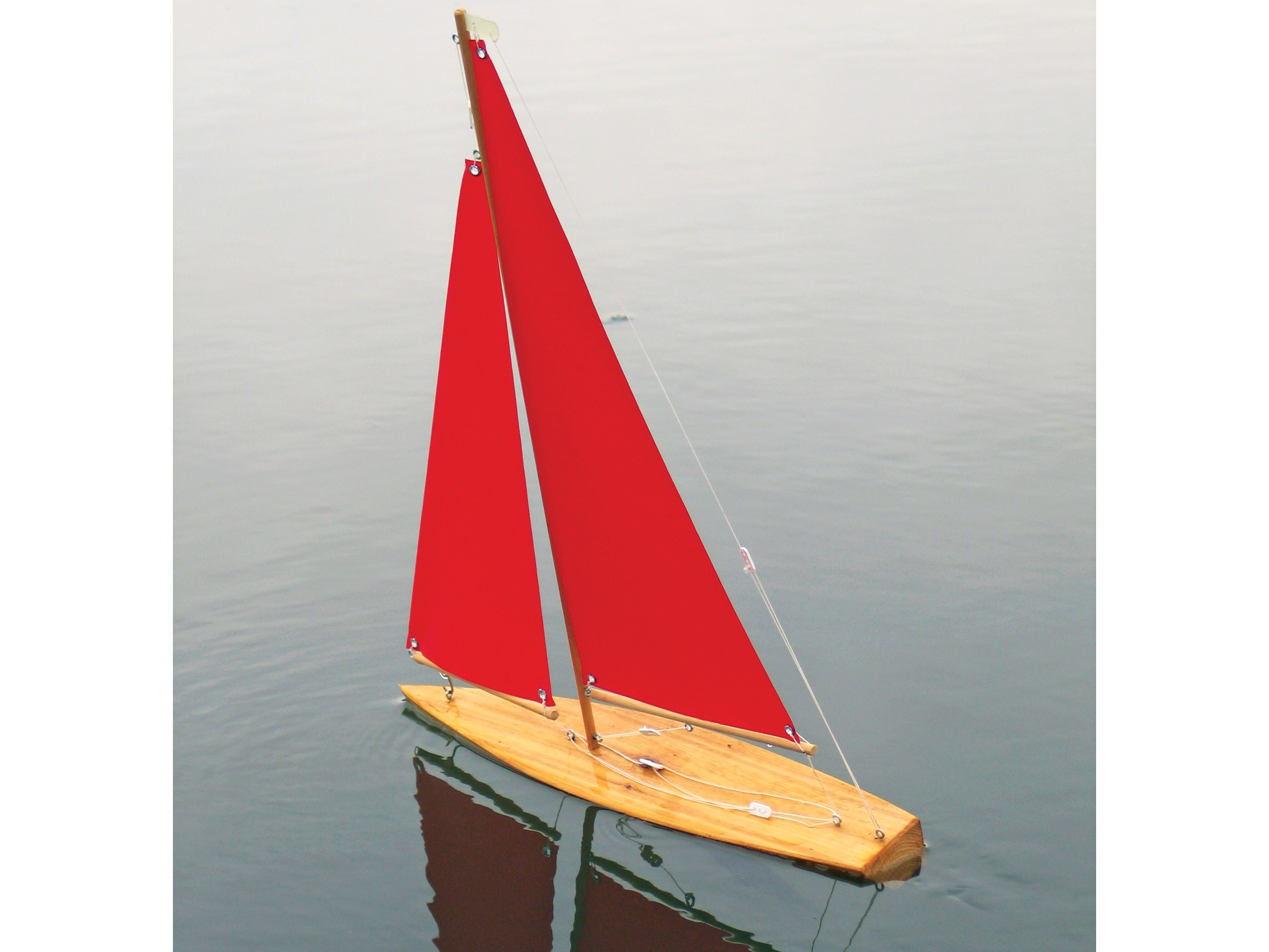 How To Build A Small Wooden Sailboat PDF Woodworking