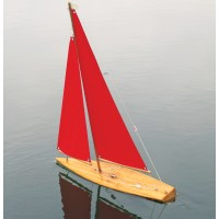Wooden Mini&nbsp;Yacht