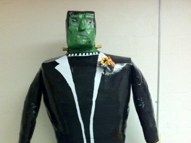 Frankenstein! A Papier-MâchéProject