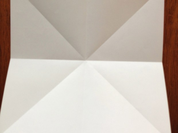 Origami Star & GreetingCard