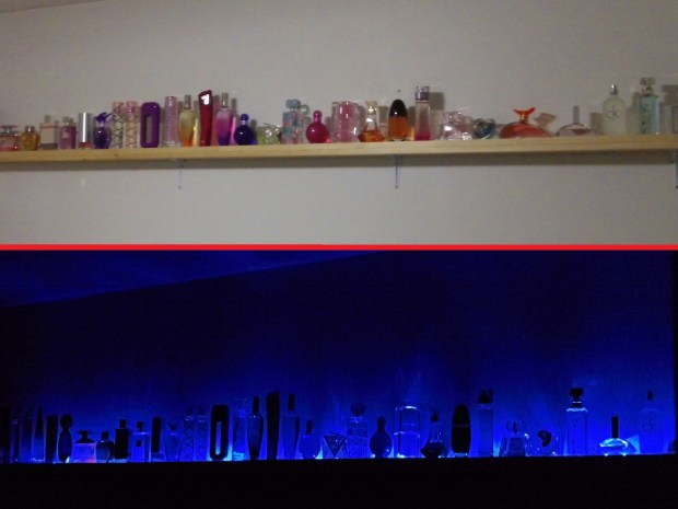 Lighted&nbsp;Shelf