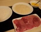 Bento-Style Dinner