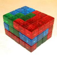 Polycube Puzzles from&nbsp;Dice