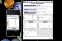 Analyze Data from iPhone Rocket Flights