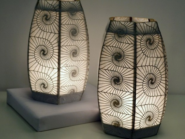 Design by Code: Laser-Cut Lamp
