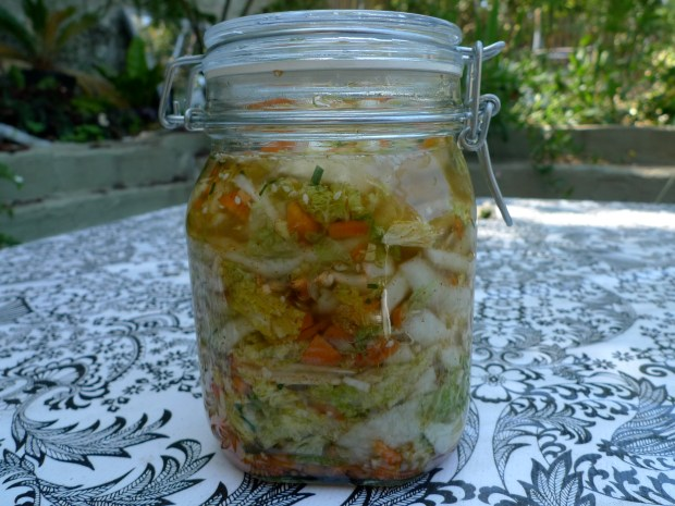 Quick Kimchi&nbsp;How-to