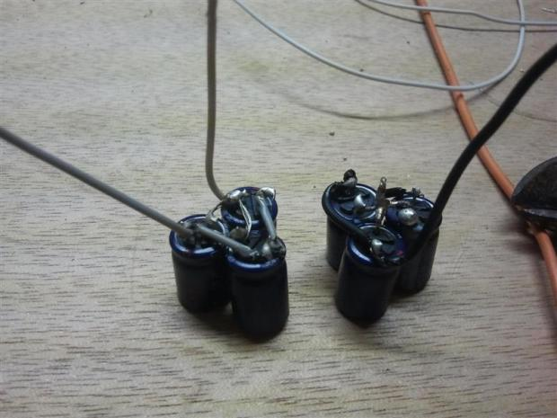 Capacitor Rebuilding for Fun or Profit
