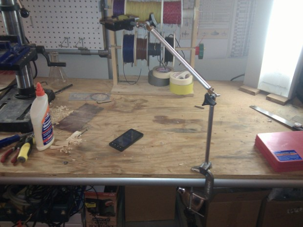 Mobile Document Camera Stand