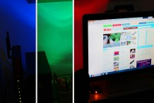 RGB LED Lamp