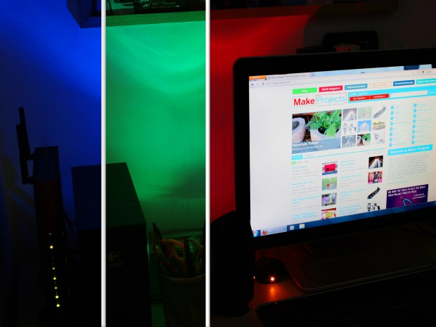 RGB LED&nbsp;Lamp