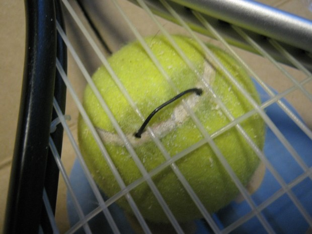 Tennis Racquet Cookie Tray
