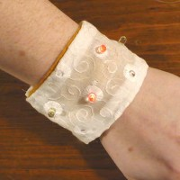 Soft-Circuit LED&nbsp;Bracelet