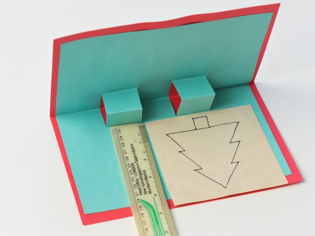 LED Pop-up Cards