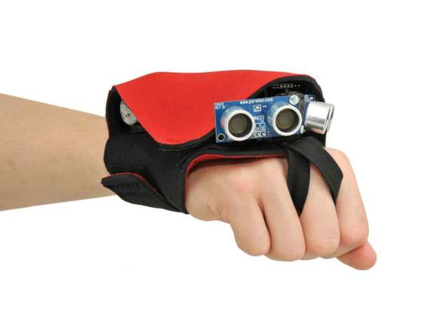 Tacit: A Haptic Wrist&nbsp;Rangefinder
