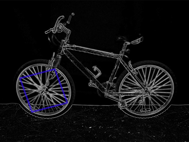 EZ-EL Wire Bicycle