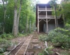 Home-Built Funicular (Motorized People-Mover System)