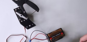 Teleclaw: Remote Robot Gripper