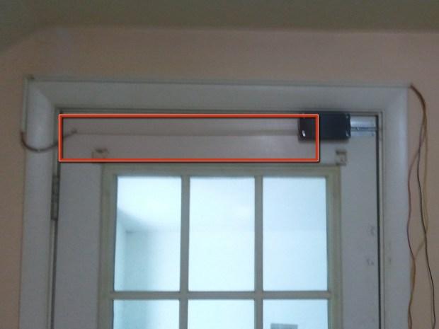 Automatic Door Lock/Unlock (ForHome/Office)