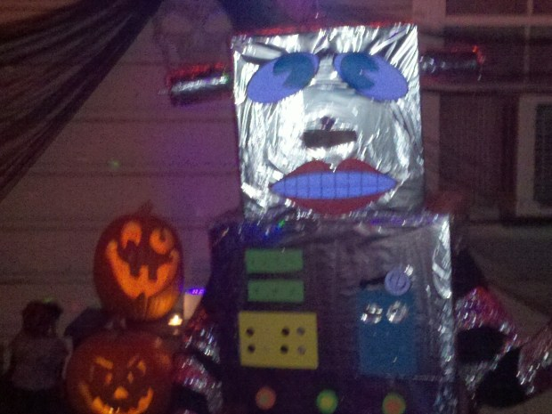 She-Bot Costume