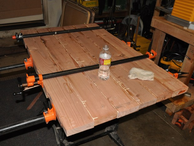 Make a Wooden Table that is Easily Disassembled | Make: