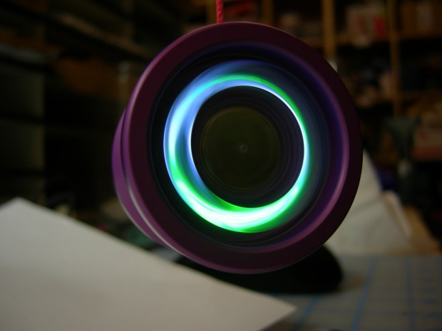 LED Yo-Yo Side Caps