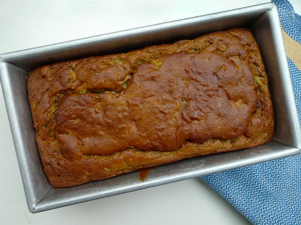 Gluten-Free Zucchini Banana&nbsp;Bread
