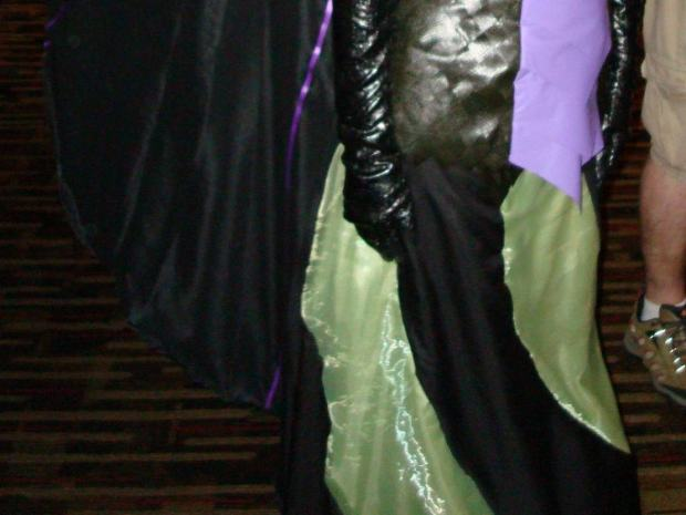 Maleficent/Dragon Costume