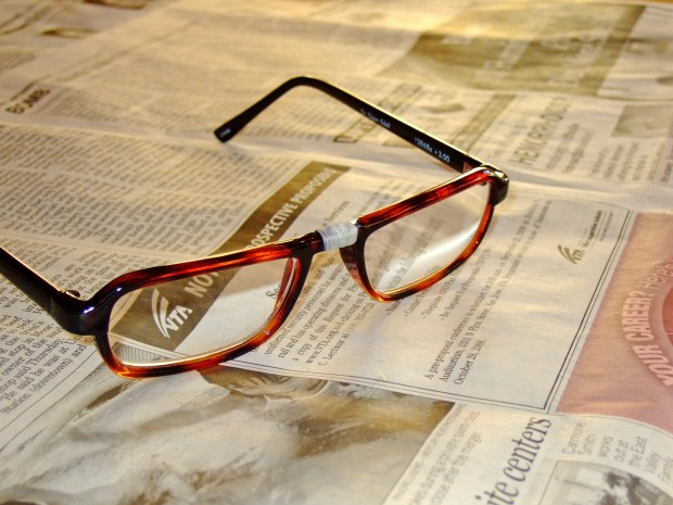 Eyeglass Frame Repair