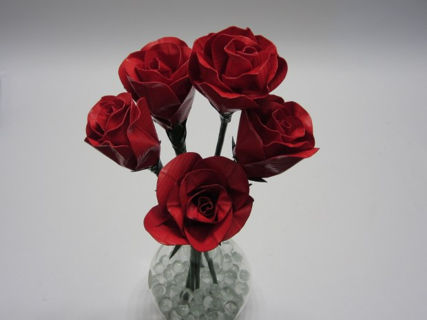 Realistic Duct Tape&nbsp;Rose