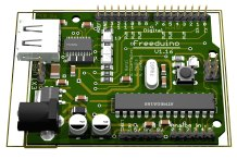 Introductory Circuit Design Process using Freeduino