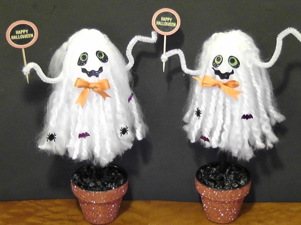 Scrunchy Ghosts