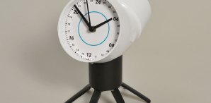PVC Two-Faced&nbsp;Clock