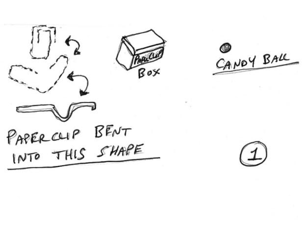 Micro Foosball Game