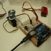Arduino&nbsp;Theremin