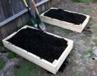 2×4 Planter Boxes