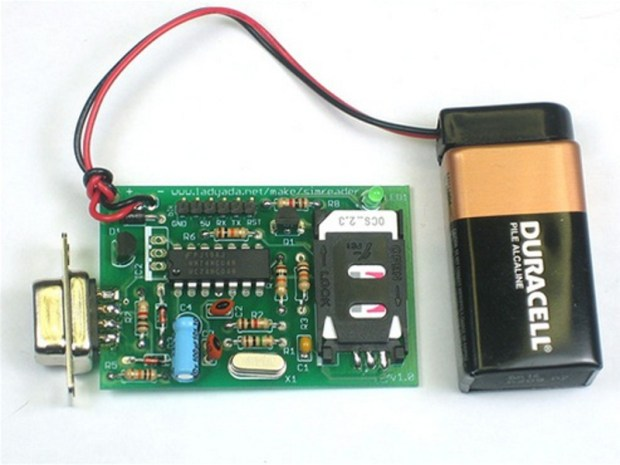 SIM Card Reader/Writer Kit