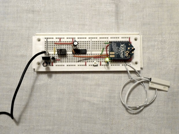 XBee Pulse I/O Breadboard or Perfboard Assembly&nbsp;Instructions