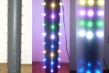 Easy-Run Addressable LED Pixels