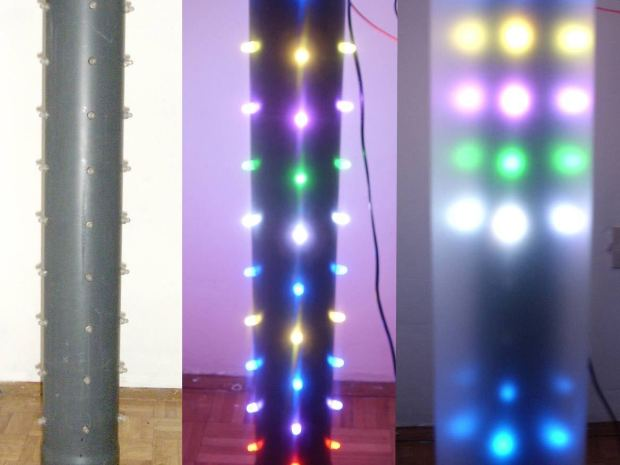 Easy-Run Addressable LED&nbsp;Pixels