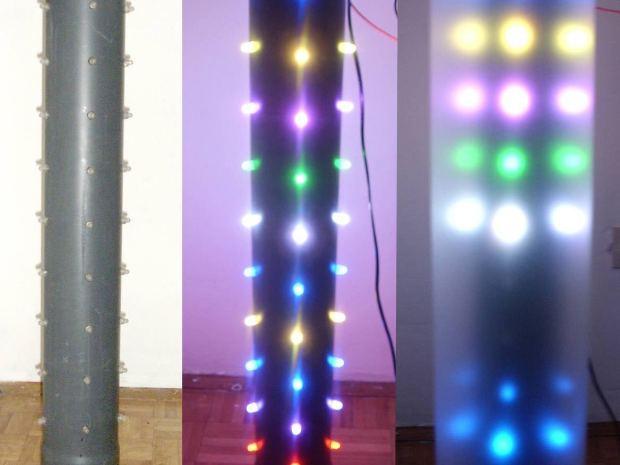 Easy-Run Addressable LEDPixels