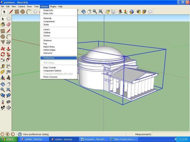 Slice Modeler SketchUp PluginDirections