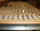 Electronics Parts Storage